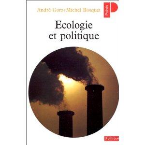 Ecologie et politique Gorz