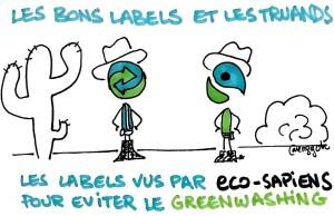 Coralie Huché Les bons labels et les truands