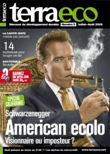 couverture Terra Eco
