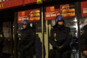 Les Big Macs sont toujours bien défendus