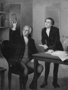 Lavoisier et Nemours