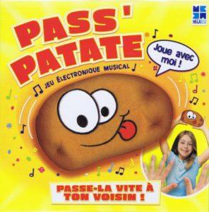 Le jeu de la patate chaude