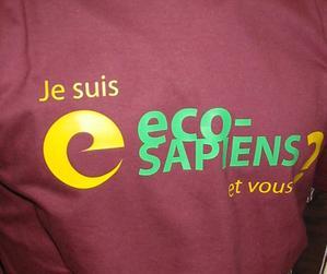 Je suis eco-sapiens..et vous ?